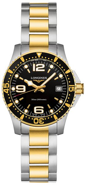 Longines Hydroconquest Quartz Women's Watch L3.340.3.56.7