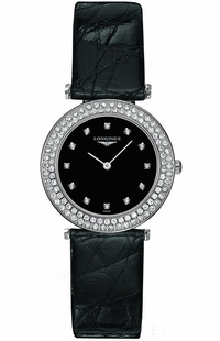 Longines La Grande Classique Diamond Luxury Women's Watch L4.308.0.57.2