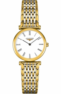 Longines La Grande Classique Two-tone Women's Watch L4.209.2.11.7