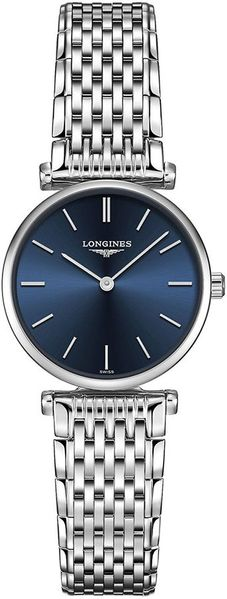 Longines La Grande Classique Quartz Women's Watch L4.209.4.95.6