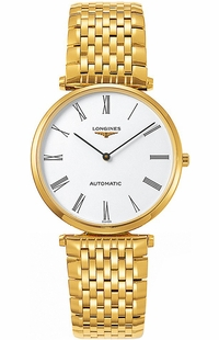 Longines La Grande Classique Ladies Dress Watch L4.908.2.11.8