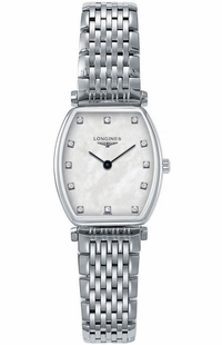 Longines La Grande Classique Luxury Womens Watch L4.205.4.87.6