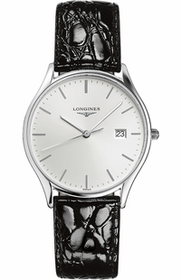Longines Lyre Quartz Stainless Steel Luxury Watch L4.759.4.72.2