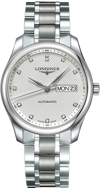 Longines Master Collection 38.5mm Steel Men's Watch L2.755.4.77.6