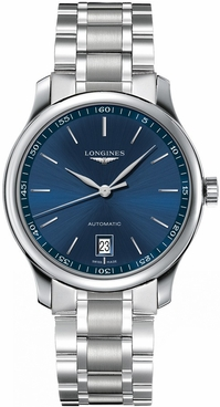 Longines Master Collection Automatic Blue Dial Men's Watch L2.628.4.92.6