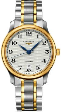 Longines Master Collection Gold & Steel Men's Watch L2.628.5.78.7