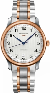Longines Master Collection Automatic Two-tone Men's Watch L2.628.5.79.7