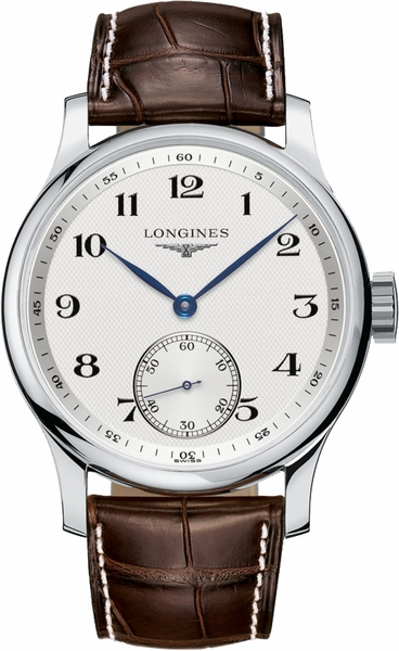 Longines Master Collection 47.5mm Steel Men's Watch L2.840.4.78.3