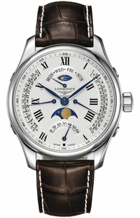 Longines Master Collection Retrograde Men's Watch L2.739.4.71.3