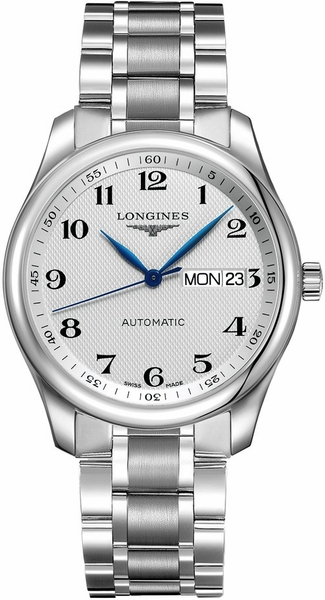 Longines Master Collection Day Date Automatic Men's Watch L2.755.4.78.6