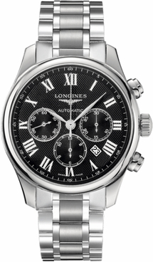 Longines Master Collection Chronograph Men's Watch L2.859.4.51.6