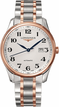 Longines Master Collection Automatic Two-tone Men's Watch L2.893.5.79.7