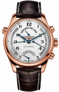 Longines Master Collection Men's Luxury Watch L2.717.8.78.3