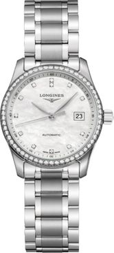 Longines Master Collection Mother of Pearl Women's Watch L2.257.0.87.6