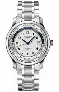 Longines Master Collection Silver Dial Men's Watch L2.631.4.70.6