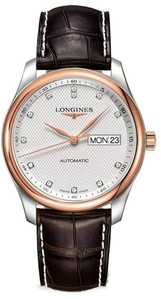 Longines Master Collection Silver Dial Men's Watch L2.755.5.97.3