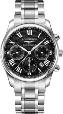 Longines Master Collection Steel 42mm Men's Watch L2.759.4.51.6