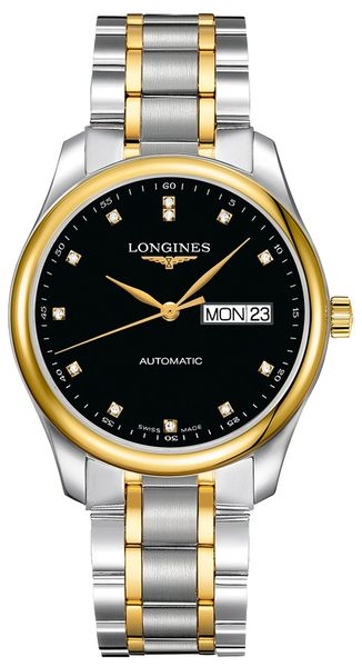 Longines Master Collection Two Tone Men's Watch L2.755.5.57.7