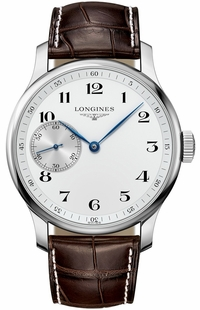 Longines Master Manual Wind Small Seconds Men's Watch L2.841.4.18.3
