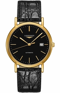 Longines Presence Men's Dress Watch L4.921.2.52.2