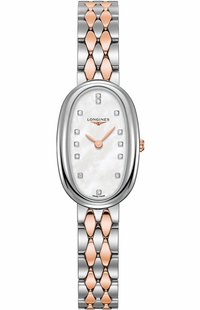 Longines Symphonette Two-tone Women's Watch L2.305.5.87.7