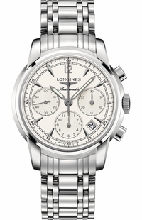 Longines The Saint-Imier Chronograph Men's Watch L2.752.4.72.6