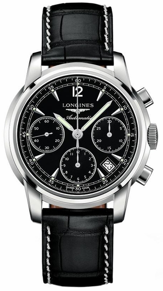 Longines The Saint-Imier 41mm Men's Watch  L2.752.4.52.3
