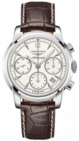 Longines The Saint-Imier Automatic Men's Watch L2.752.4.72.0