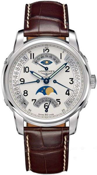 Longines The Saint-Imier Calibre L707 GMT Men's Watch L2.764.4.73.0