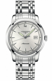 Longines The Saint-Imier Silver Dial Men's Watch L2.766.4.79.6