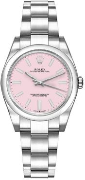 Rolex Oyster Perpetual 31 Candy Pink Dial Women's Watch 277200-0009