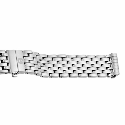 Michele Deco 18mm Steel Bracelet MS18AU235009