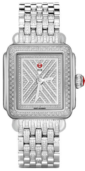 Michele Art Of Deco Diamond Mww06t000063