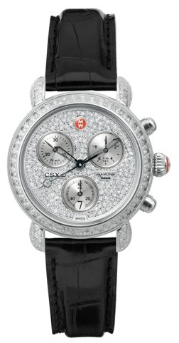 783d0625c MWW03B000143 Michele CSX-33 Ultimate Pave Diamond Watch