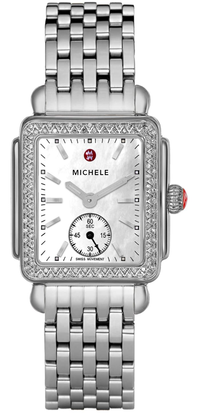 mww06v000001 michele deco mid diamond womens watch