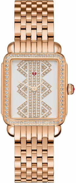 Michele Deco II Mid Diamond Women's Watch MWW06I000021