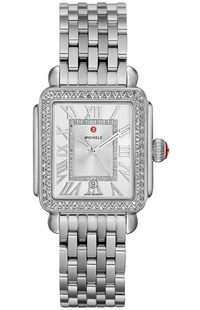 Michele Deco Madison Diamond Women's Watch MWW06G000001