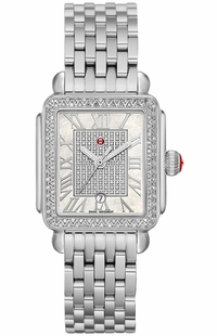 Michele Deco Madison Mid Diamond Women's Watch MWW06G000006
