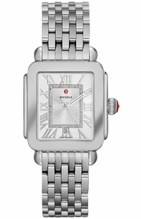 Michele Deco Madison Mid Diamond Women's Watch MWW06G000012
