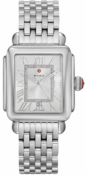 Michele Deco Madison Diamond Women's Watch MWW06T000141