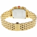 Michele Deco Pearl Gold Diamonds Women's Watch MWW06P000100 - image 2