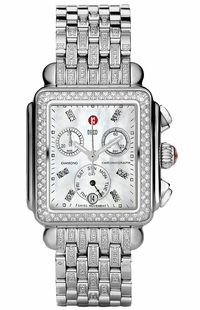Michele Deco Diamond Women's Watch MWW06P000116