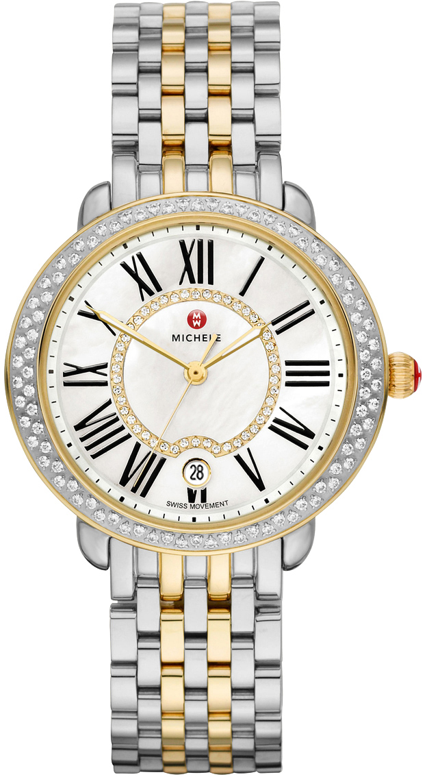 Buy New Authentic MWW21B000032 Michele Serein Women's Watch for Sale |  AuthenticWatches
