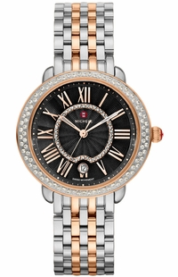 Michele Serein Mid Diamond Women's Watch MWW21B000094