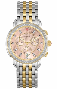 Michele Sidney Desert Rose Collection Women's Watch MWW30A000047