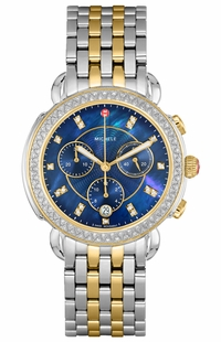 Michele Sidney Diamond Women's Watch MWW30A000048