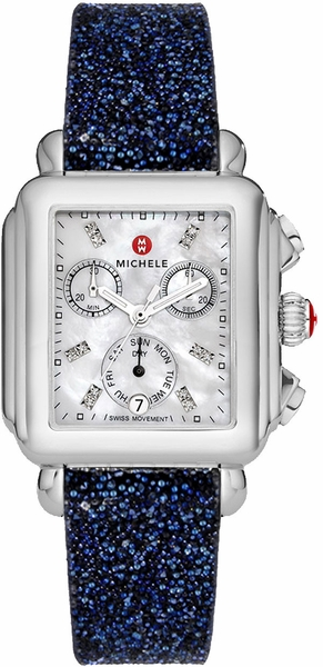 Michele Deco Diamond Women's Watch MWW06P000014