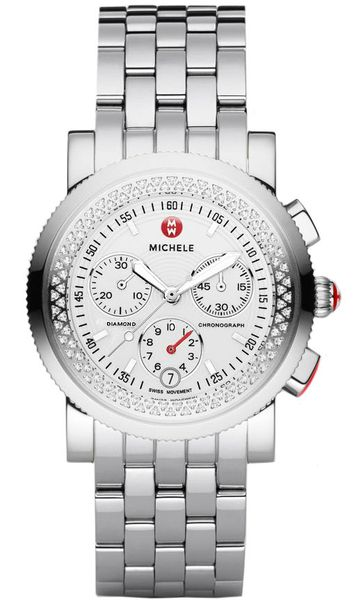 Michele Sport Collection Sport Sail Diamond Women's Watch MWW01C000003