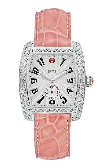 Michele Urban Diamond Steel MWW02M000008