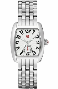 Michele Urban Mini Silver Dial Women's Watch MWW02A000602